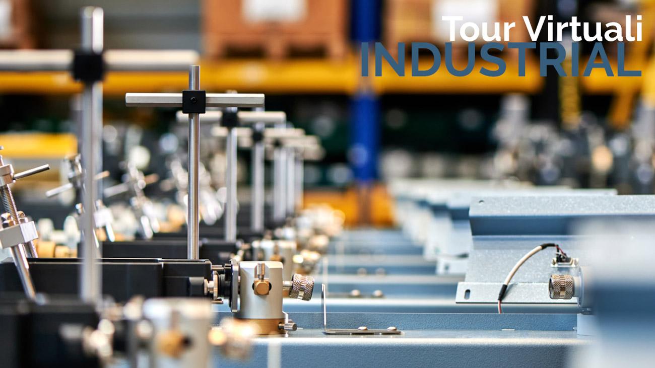 Tour virtuali Industriali