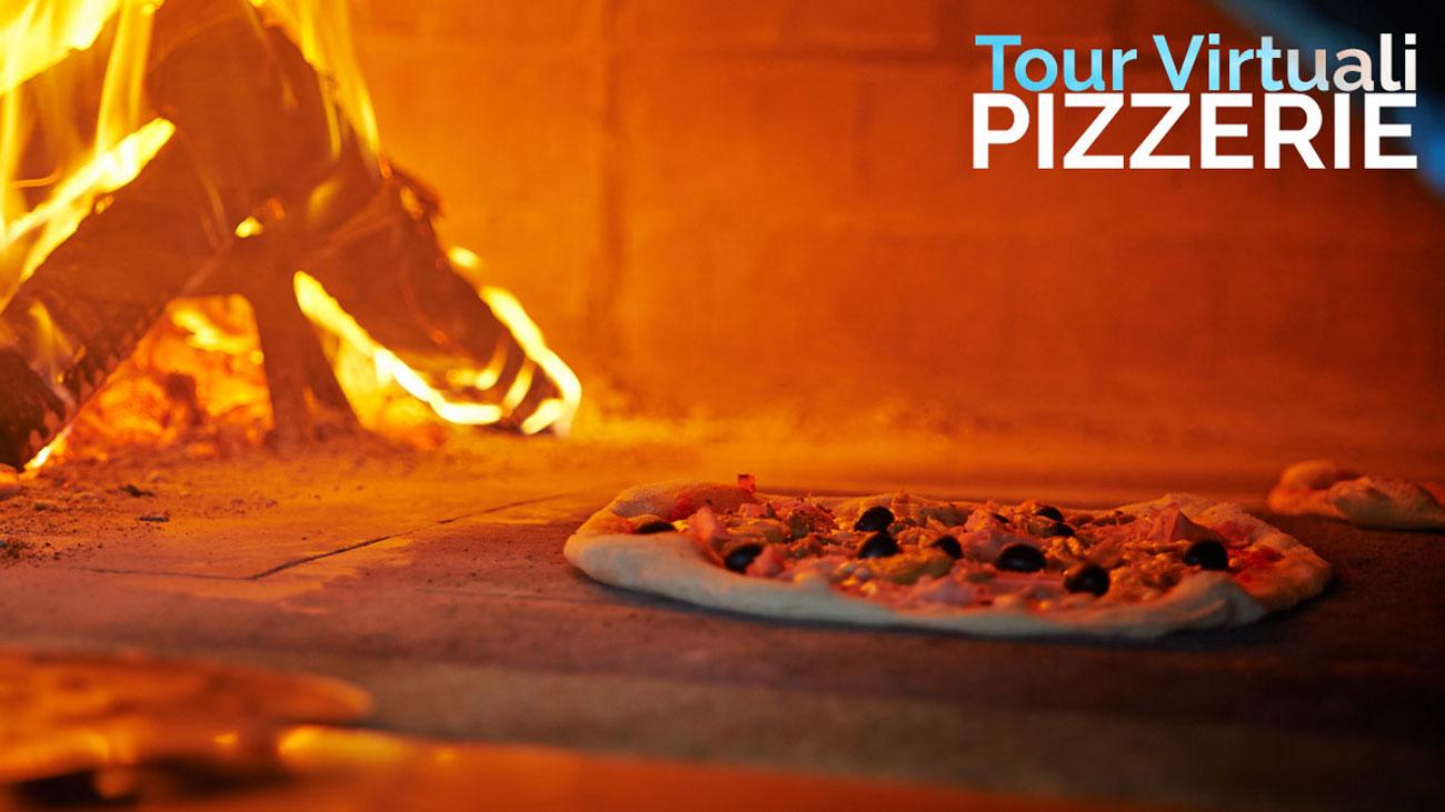 Virtual tours pizzerias