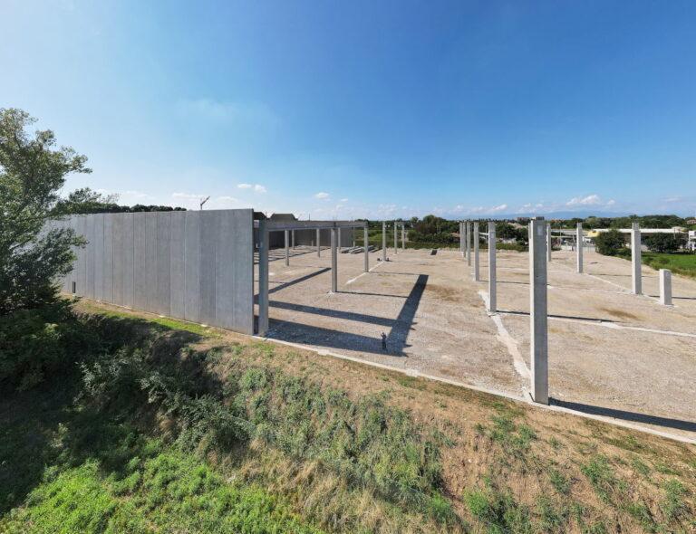 Report in cantiere - Impresa Legrenzi